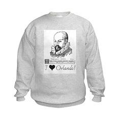 I Love Orlando Sweatshirt