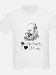 I Love Orlando T-Shirt