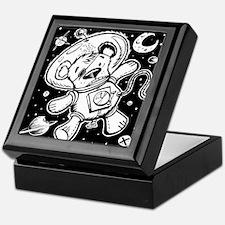 Space Teddy Keepsake Box