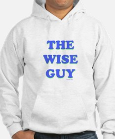 Wise Guy Funny Passover Hoodie
