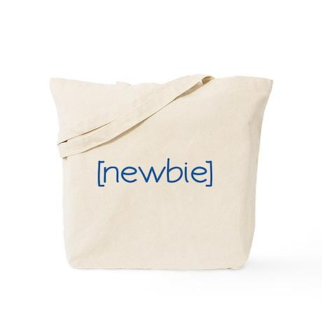Newbie (Scrubs) Tote Bag