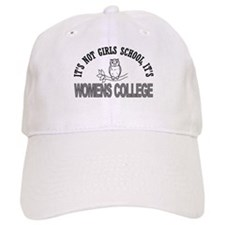 Cute Feminist studies Baseball Cap