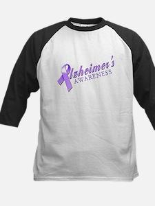 Alzheimer's Awareness Kids Baseball Jersey