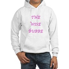 Wise Bubbe Passover Hoodie