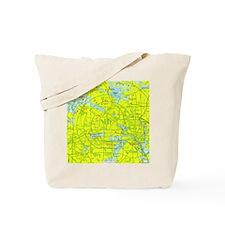 Unique Dfw Tote Bag
