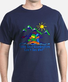 Gearboaters Say No. T-Shirt
