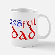 GR8FUL DAD (C) Mug