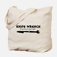 'Knife-Wrench' Tote Bag