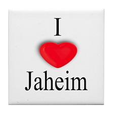 Jaheim Tile Coaster
