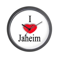 Jaheim Wall Clock