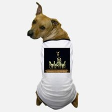 Berlin Brandenburger Portal Dog T-Shirt