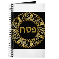 Passover sign Journal