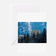 Medieval Castle (Hohenschwang Greeting Card