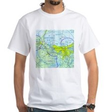 MSY Sectional Chart Shirt