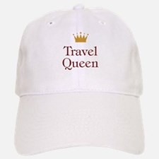 Travel Queen Baseball Baseball Cap