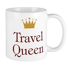 Travel Queen Mug