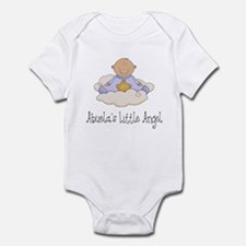 Abuela's Little Angel (Boy) Infant Bodysuit