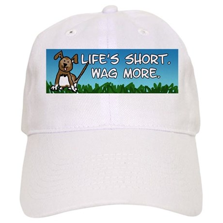 Wag More Cap
