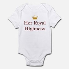 Her Royal Highness Infant Bodysuit