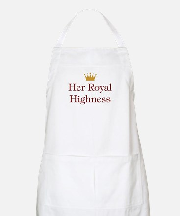 Her Royal Highness Apron