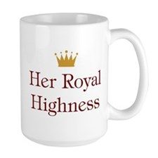 Her Royal Highness Coffee Mug