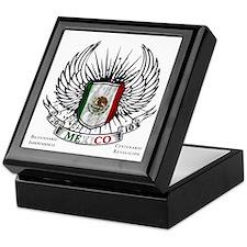 Cool Bicentenario 2010 Keepsake Box