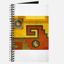 Aztec Design 1 Journal