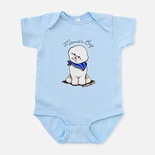 Bichon Mama's Boy Infant Bodysuit