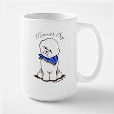 Bichon Mama's Boy Mug