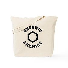 Organic Chemist Tote Bag