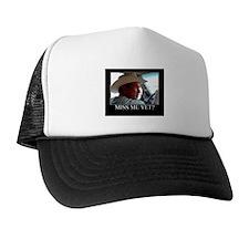 George W Bush Miss me Yet Trucker Hat