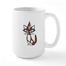party fox Mug