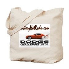 Factory Hot Rods Featured Car Tote Bag