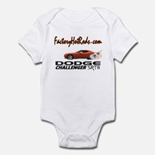 Factory Hot Rods Featured Car Infant Bodysuit