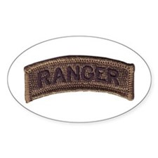 Ranger Tab, Subdued Decal