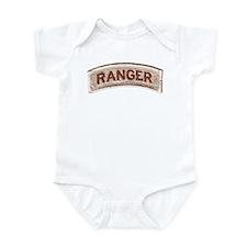 Ranger Tab, Desert Infant Bodysuit