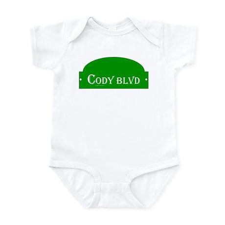 Cody BLVD Infant Bodysuit