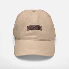 Ranger Tab, Subdued Baseball Baseball Cap
