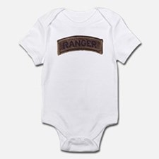 Ranger Tab, Subdued Infant Bodysuit
