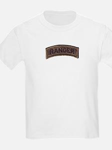 Ranger Tab, Subdued T-Shirt