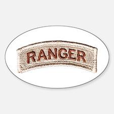 Ranger Tab, Desert Decal