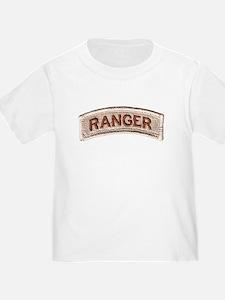 Ranger Tab, Desert T