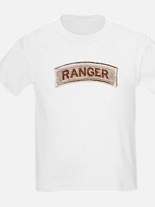 Ranger Tab, Desert T-Shirt