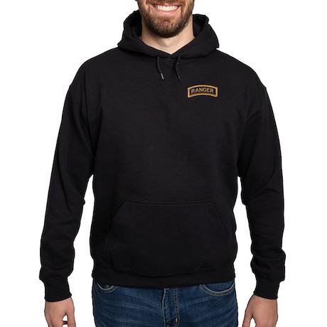 Ranger Tab Black & Gold Hoodie (dark)