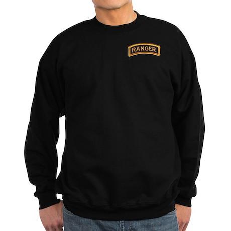Ranger Tab Black & Gold Sweatshirt (dark)