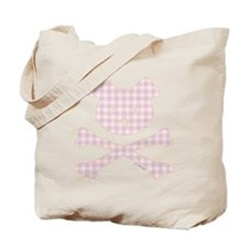 Doggy Crossbones by Rotem Gear Tote Bag