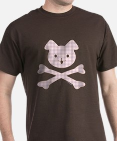 Doggy Crossbones by Rotem Gear T-Shirt