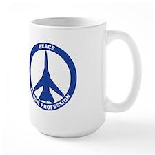 FB-111A Peace Sign Mug