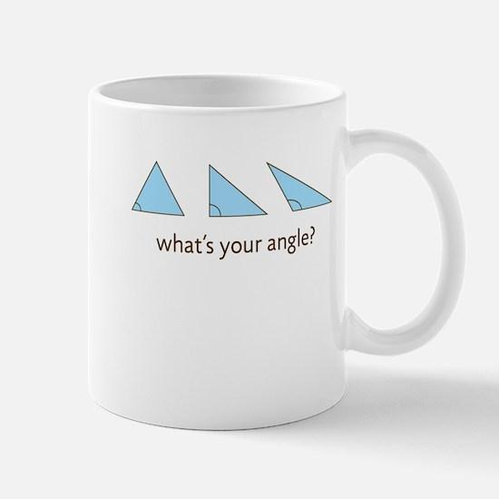 What's Your Angle? Mug