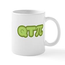 QTPi (green) Small Mug